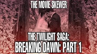 The Twilight Saga: Breaking Dawn � Part 1 - The Twilight Saga: Breaking Dawn: Part 1 (2011) Review - The Movie Skewer