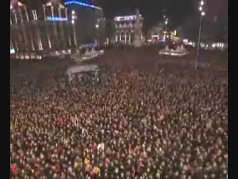 Dj tiesto - live on damsquare amsterdam part 4