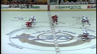 Russian 5 Highlights (Game 6 1996 @ Winnipeg)