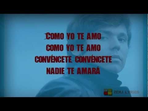 Chayane - Yo Te Amo - With Lyrics - video dailymotion