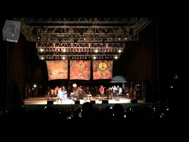 Cheech & Chong w/ War - Earache My Eye (Live @ The Backyard)