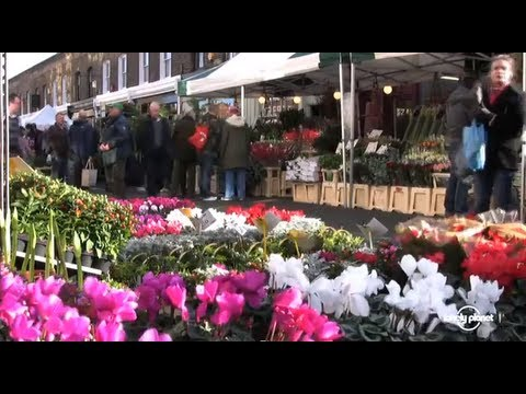 Exploring East London - Lonely Planet travel video