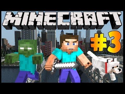 Minecraft:Epizoda 3-