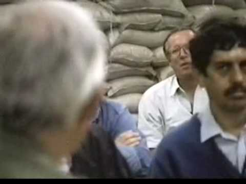 Robert Fisk - Bosnian war documentary 1993 part 1