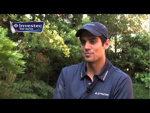Alastair Cook Interview