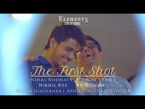 The First Shot ll RunwayReel ll Latest Telugu Short Film from Nikhil RVS