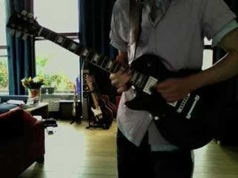 Salsa Guitar Solo