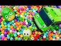 ДЕТСКИЙ САД #КапукиКануки: готовим смузи из #ПлейДо для #АмНям #Пинипон #Гекко – Видео для детей