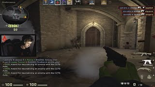 CSGO - People Are Awesome #85 Best oddshot, plays, highlights