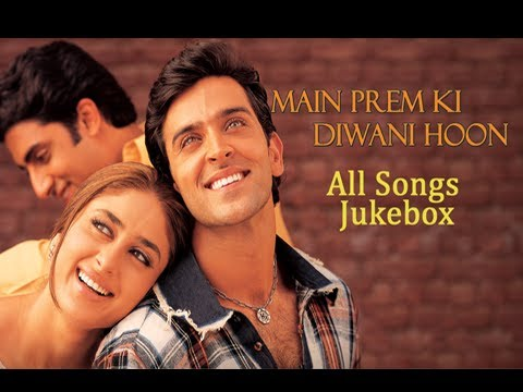 Main Prem Ki Diwani Hoon - All Songs Jukebox - Bollywood Superhit...