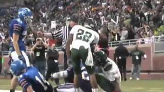 Terry Richardson CB/WR Cass Tech Class of 2012 Highlights