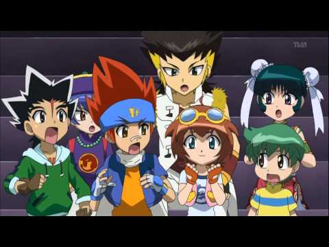 BeyBlade Metal Masters Episodio 40 Latino HD V2
