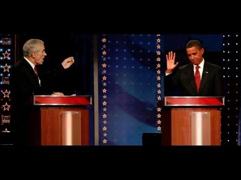 Presidential Debate 2012 - Ron Paul vs. Barack Obama - Super Tuesday Approaches