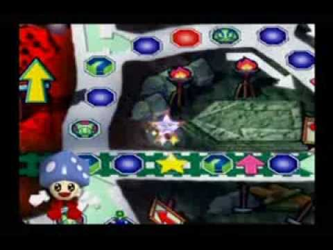 Mario Party 3 Gameplay Nintendo 64