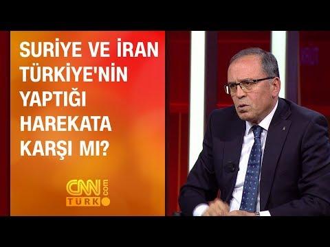 Suriye ve İran, Türkiye'nin yaptığı harekata karşı mı?