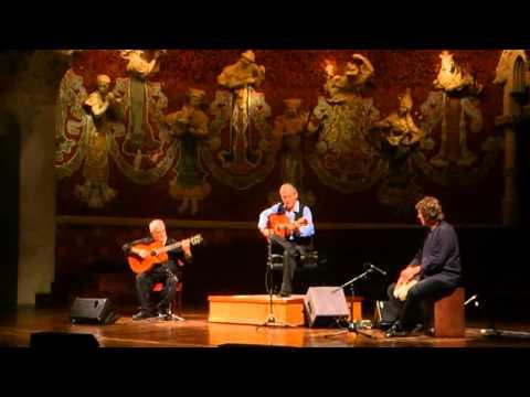 Pedro Javier Gonzalez - Entre dos aguas (Palau de la Musica 25-08-12)
