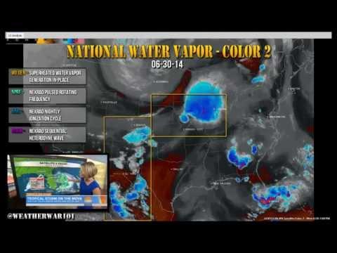 Geoengineering: Hurricane Arthur 2014 thru Andrew 1991
