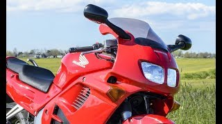 The Incredible History of the Honda VFR