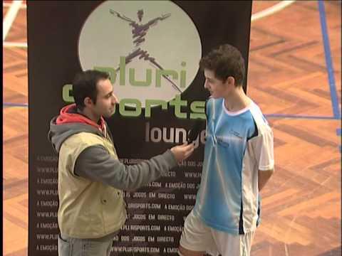 IX Torneio dos Reis AP Porto: 7-1 FP Galiza Entrevistas Galiza