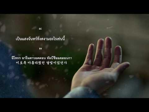 THAISUB︱CHEN '벚꽃연가 (Cherry Blossom Love Song)' 백일의 낭군님 OST Part.3