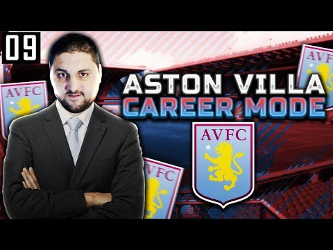 ΝΥΣΤΑΖΩ!!~FIFA 18  Aston villa career mode Live[9]