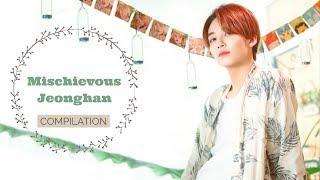SEVENTEEN - A Mischievous Jeonghan Compilation