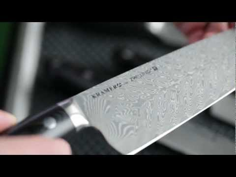 Bob Kramer Damascus Stainless Steel Collection