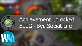 Top 10 HARDEST Achievements in Video Games