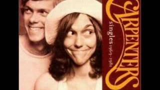 Watch Carpenters I Wont Last A Day Without You video