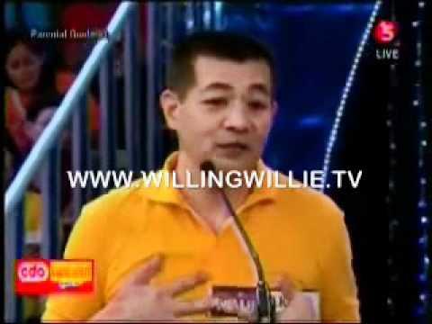 Hapon, ninakawan at iniwanan ng asawang pinay - Willing Willie December 9, 2010