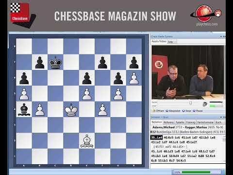 ChessBase Magazin Show zur Ausgabe 146 Februar 2012