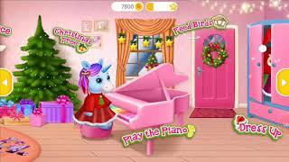 Fun Pony Care Kids Game Pony Sisters Christmas 16/12/2018 #20
