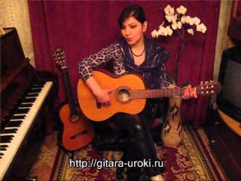 Учимся настраивать гитару