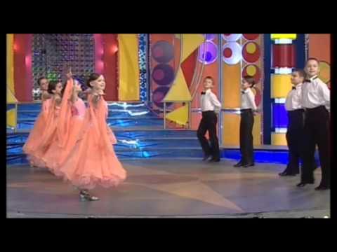 Дети танцуют вальс! Школа танцев Exclusiv! www.tantsi.md