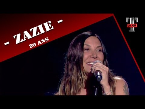 Zazie 20 Ans Live Taratata Juin 2013