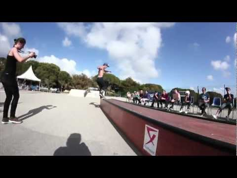 Here is the &quot;Ste Maxime Contest&quot; edit 2012, edited and filmed by Roman Abrate.