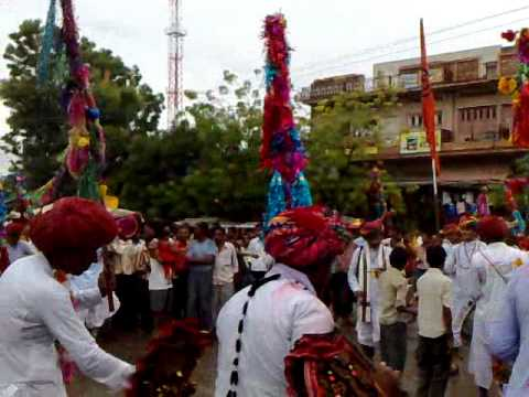 Shri Aai Mata Ji Bhadvai Beej Bilara Seervi Samaj video