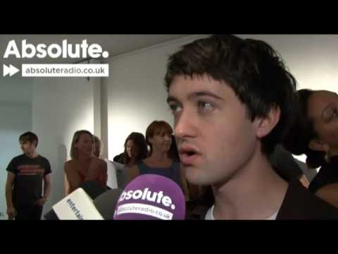 Villagers interview at the Mercury Prize nominations 2010