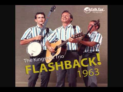 Kingston Trio - With You My Johnny