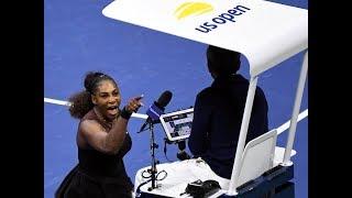 Serena Williams - Sexismo no Tênis