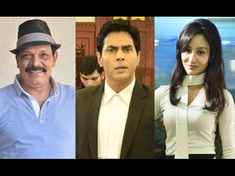 Govind Namdeo, Aman Verma, Rina Chanariya, Meenakshi at On Location of 'J.D'