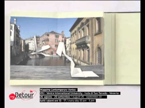 Mapping Contemporary Venice. Architecture Biennale 2010 – Collateral Events