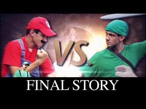 SUPER SMASH BROS. LOGIC IN REAL LIFE - FINAL STORY