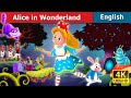 Alice In Wonderland In English | Story | English Fairy Tales