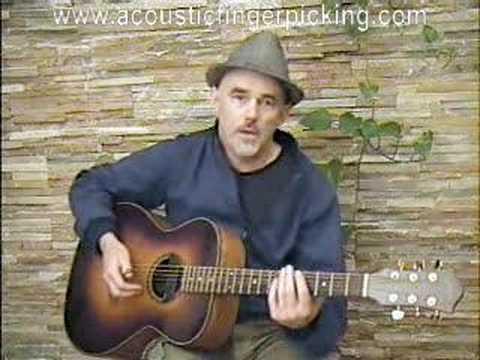Acoustic Fingerstyle Gutiar Studio: Pay Day