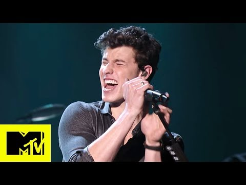 Shawn Mendes Performs 'There's Nothing Holdin' Me Back' For MTV Unplugged | MTV Music