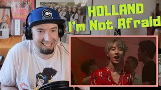 """MUSICIAN REACTS   HOLLAND """"I"""