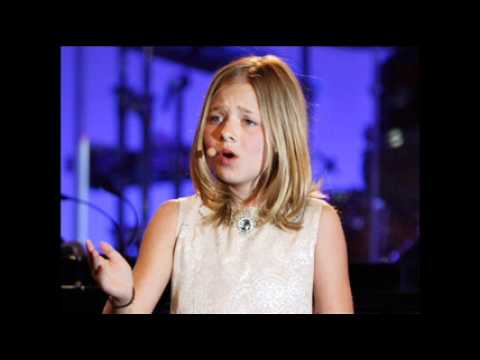 Jackie Evancho - A Mother's Prayer (with Susan Boyle)   Dream With Me (2011) video