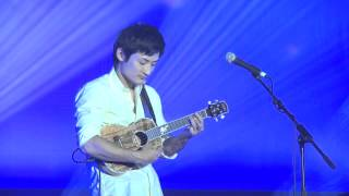 """Precious"" played by Ryo Natoyama at the Cheltenham Uke Festival of Great Britain"