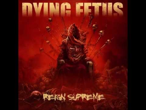 Dying Fetus - In The Trenches